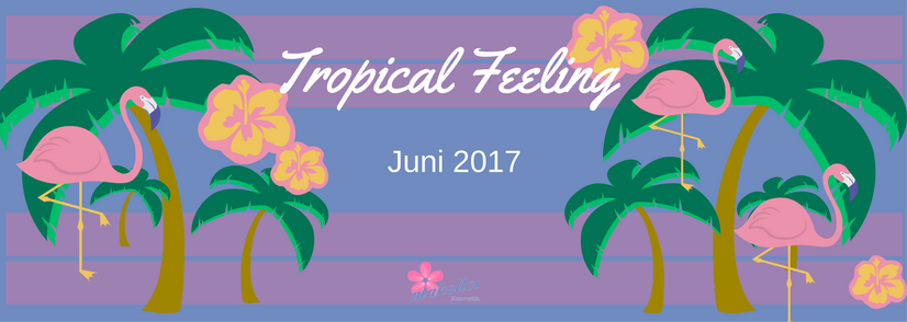 🌴Tropical Feeling: Angebote Juni 2017