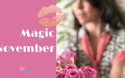 Magic November -Meine Beauty Angebote für Sie