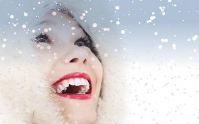 Weihnachtszauber bei makellos Kosmetik
