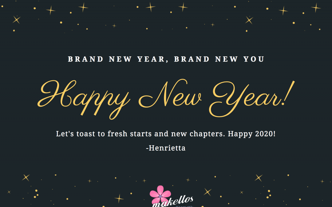 SCHÖNES neues Jahr 2020